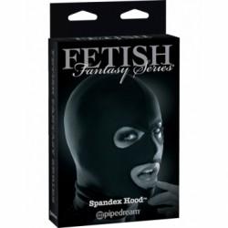 Capucha Fetish Fantasy Negra