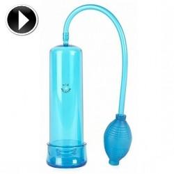 Bomba succionadora - Releazy Pump AZUL