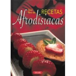Libro Gran libro de recetas Afrodisíacas