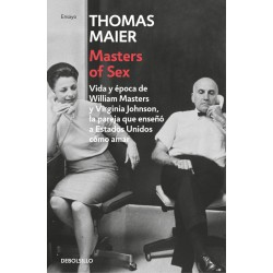 Libro Masters of Sex