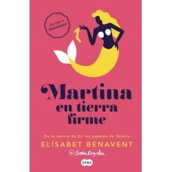 Libro Martina en tierra firme