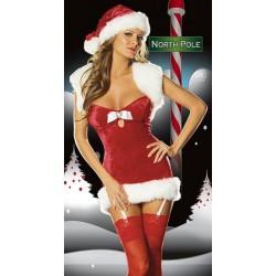 Vestido Navidad Mamá Noël - Christmas Cutie (4p)