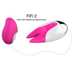Estimulador erógeno doble - FIFI 2
