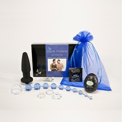 Kit 7 piezas azul - HOMO