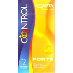 Condón Control Adapta Forte (12)