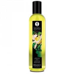 Aceite de masaje Organica Shunga - TE VERDE