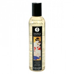 Aceite de masaje Shunga EUPHORIA (floral)
