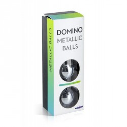 Bolas chinas metal - DOMINO