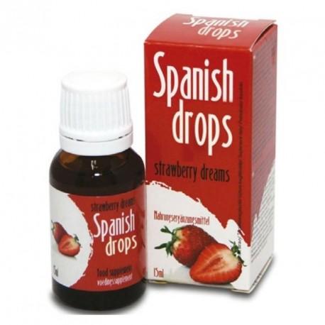 Spanish Drops Strawberry Dreams