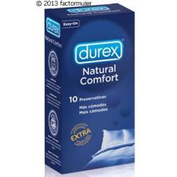 Condón Durex Natural Comfort (10)