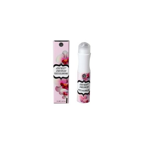Perfume en aceite roll-on ORCHID (20ml)