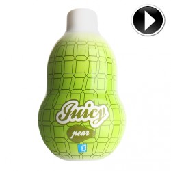Mini masturbador Juicy - PERA