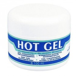 Gel lubricante calor - HOT GEL (100ml)