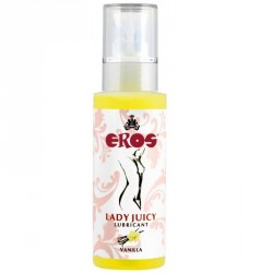 Lubricante EROS Juicy Lady - VAINILLA (125ml)