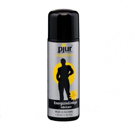 Lubricante Pjur SuperHero - RETARDANTE (30ml)