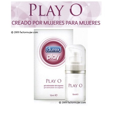 Play O - Durex