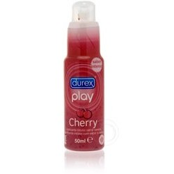 Lubricante Play Cherry Durex