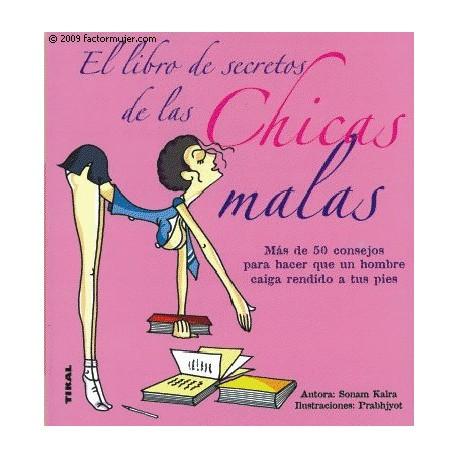 Libro Los secretos de las chicas malas