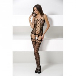 BS054 - Body liguero NEGRO