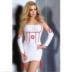 9353 - Disfraz enfermera RAISA L/XL