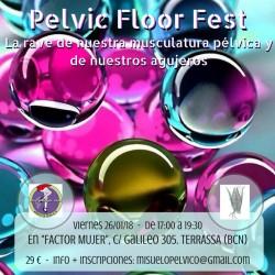 Taller: Pelvic Floor Fest Terrassa