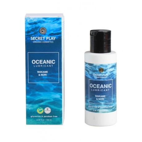 Lubricante 97% orgánico - OCEANIC (100ml)