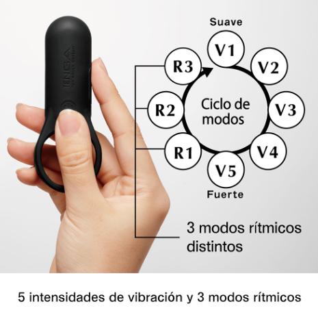 SVR Plus Tenga con 8 modos de vibración
