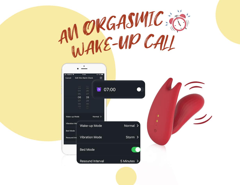 Magic UMI Magic Motion, virbador reloj despertador