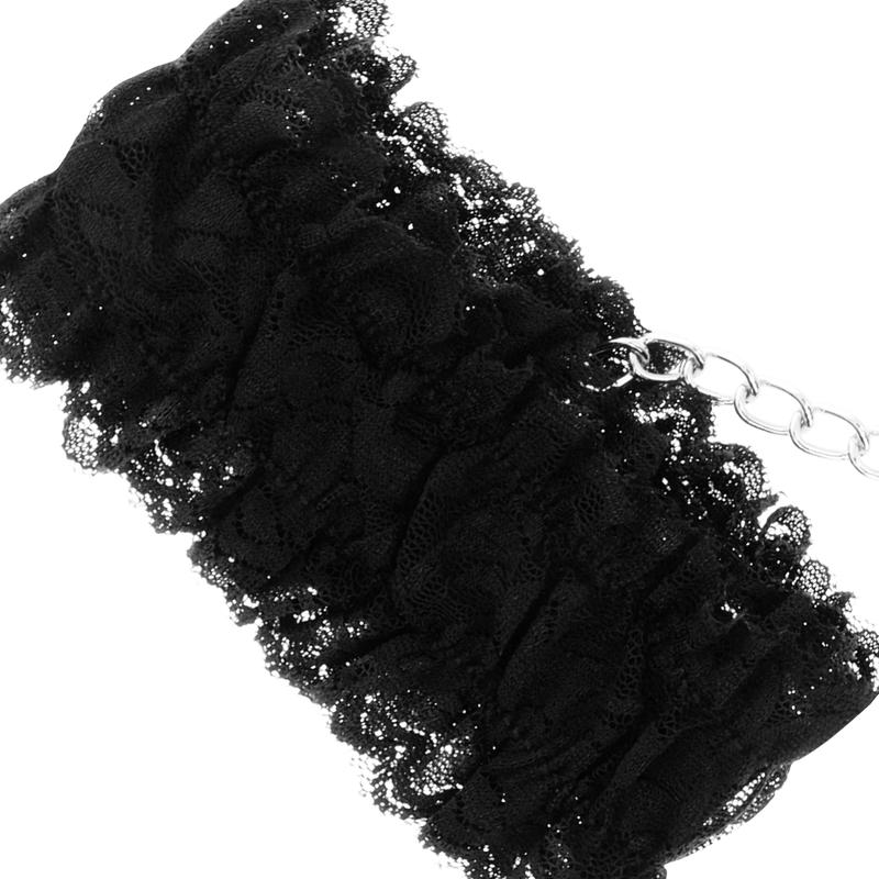 Esposas de tobillos del set coquette bondage deluxe